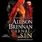 Carnal Sin: A Seven Deadly Sins Novel | Allison Brennan