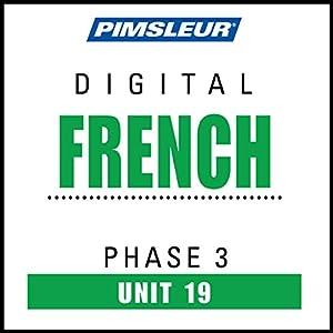 French Phase 3, Unit 19 Audiobook