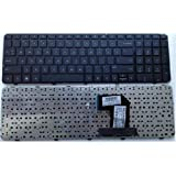 SunSea Replacement Keyboard With Frame For HP Pavilion G7-2000 G7-2010NR G7-2100 G7-2200 G7-2300 G7-2400 G7Z-2000...