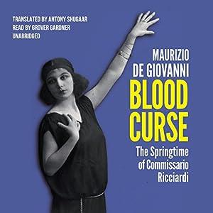 Blood Curse Hörbuch