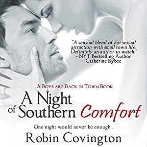 A Night of Southern Comfort Audiobook