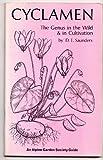 Cyclamen (Guides / Alpine Garden Society) Doris E. Saunders
