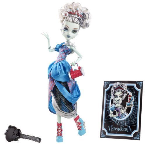 monster high frankie	stein doll picture