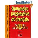 Grammaire progressive du français pour les adolescents, niveau intermédiare