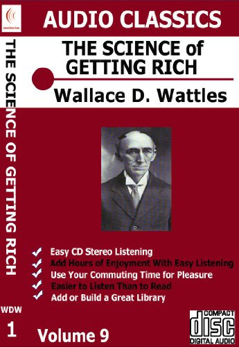 Science of Getting Rich and As a Man Thinketh Multi Cd Unabridged Audio Set by Wallace D. Wattles James Allen