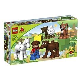 LEGO Duplo Legoville Farm Nursery (5646) [Toy]