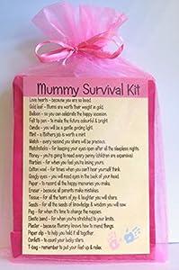 MUM MUMMY NEW BABY SURVIVAL KIT