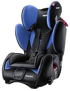 RECARO Young Sport Group 1/2/3 Combination Car Seat (Saphir)