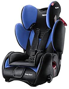 RECARO Young Sport Group 1/2/3 Combination Car Seat (Saphir)