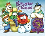 img - for Snow Clones - VeggieTales Mission Possible Adventure Series #5: Personalized for Anthony (Boy) book / textbook / text book