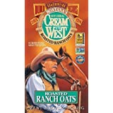 Cream Of The West All-Natural Old-Fashioned Roasted Ranch Oats Hot Cereal, 18-Ounce Box (Pack Of 6)
