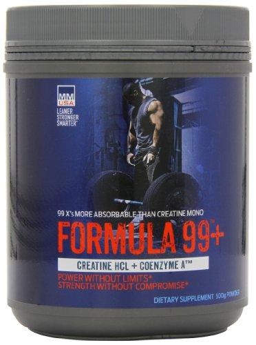 Mmusa Formula 99+ Diet Supplement Powder, 500 Gram