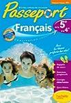 Passeport - Fran�ais de la 5e � la 4e