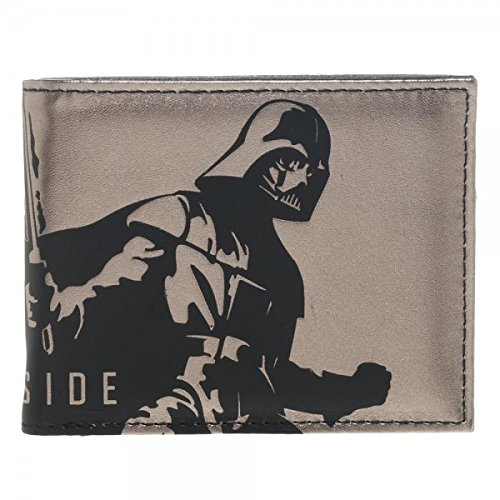 Star Wars Darth Vader Bi-fold Wallet the Dark Side