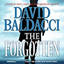 The Forgotten Audiobook by David Baldacci Narrated by Ron McLarty, Orlagh Cassidy