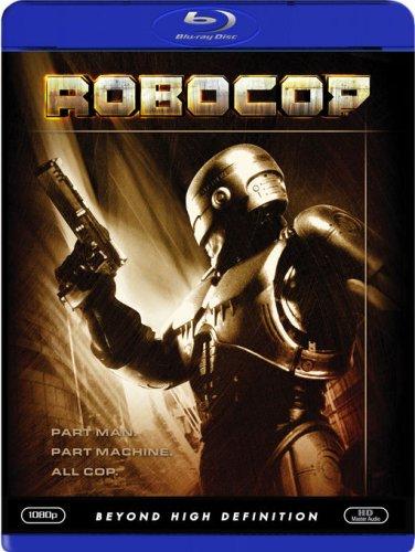 RoboCop [Unrated Director's Cut] / Робот-полицейский (1987)