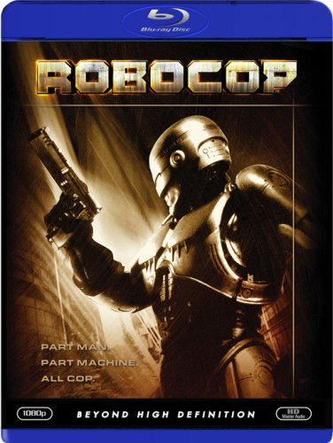 Cover art for  Robocop [Blu-ray]