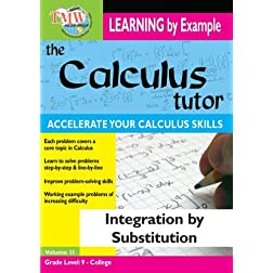 Calculus Tutor: Integration By Substitution