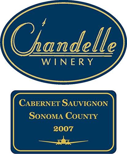 2008 Chandelle Sonoma County Cabernet Sauvignon 750 Ml