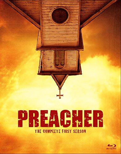 PREACHER プリーチャー シーズン1 ブルーレイ コンプリート BOX 【初回生産限定】 [Blu-ray]