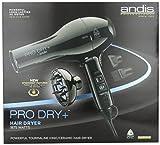 Andis Pro Dry+ Tourmaline Ionic Ceramic Hair Dryer