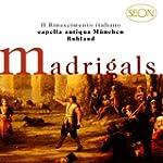Seon - Fr�he italienische Madrigale