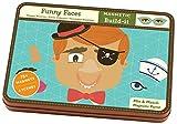 Mudpuppy - Caja magnética con caras divertidas (MPCM31341)