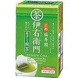 宇治の露製茶 福寿園 伊右衛門抹茶入煎茶TB 20バッグ×12箱