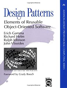 "Cover of ""Design Patterns: Elements of Re..."