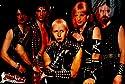 """Judas Priest~ Judas Priest Poster~ Rare Vintage Poster!!~ Approx 36"""" x 24"""""""