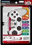 PS3用連射機能付きコントローラ『バトルパッドターボ3(シルバー)』