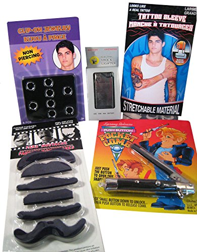 The One Stop Fun Shop Macho Prank Kit