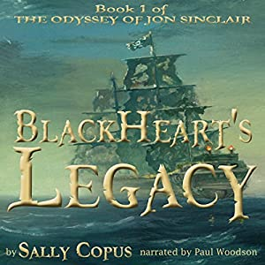 BlackHeart's Legacy Audiobook