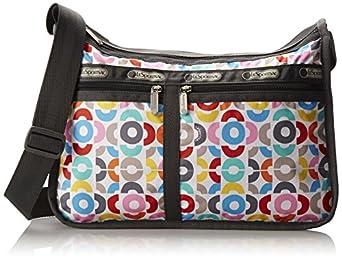 LeSportsac Deluxe Everyday Handbag,Key Largo,One Size