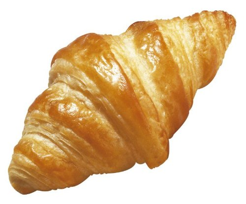 CROISSANTS DANISH PASTRY BAKERY FRESH LARGE 4 CT