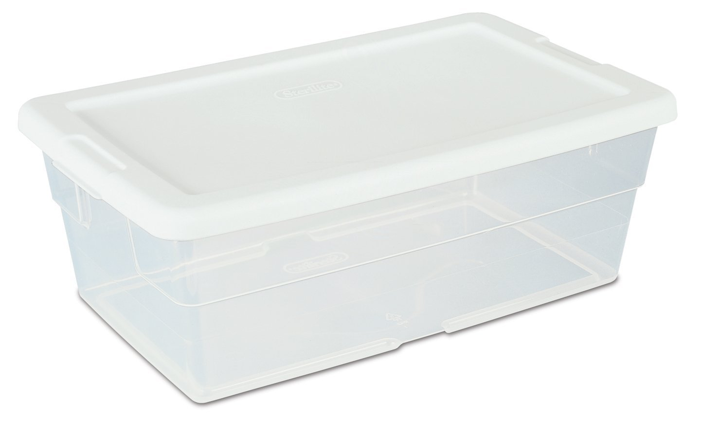 Sterilite Storage Containers with Lids