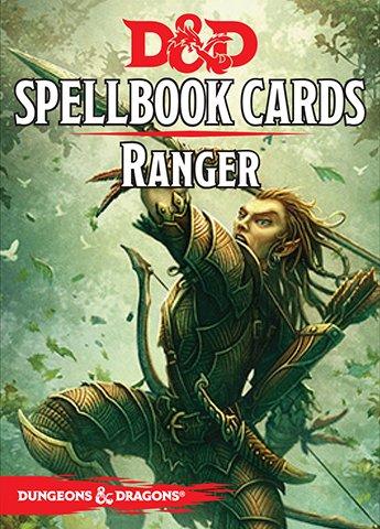 D&D Next: Ranger Spell Deck 73906 - 1
