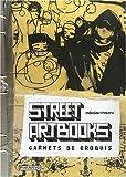 echange, troc Tristan Manco - Street artbooks : Carnets de croquis
