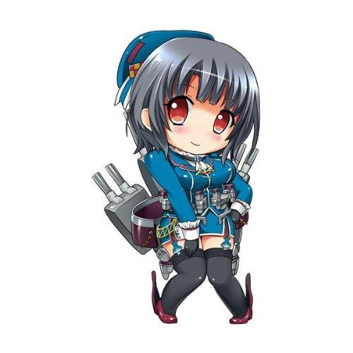 艦隊これくしょん 艦これ 2.5次元 アクリルぷちフィギュア 高雄