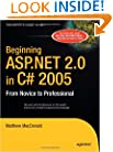 Beginning ASP.NET 2.0 in C# 2005: From Novice to Professional (Beginning: From Novice to Professional)