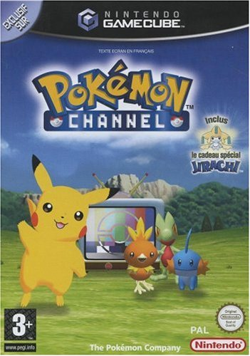 Pokemon Channel (Gamecube Pokemon Console compare prices)