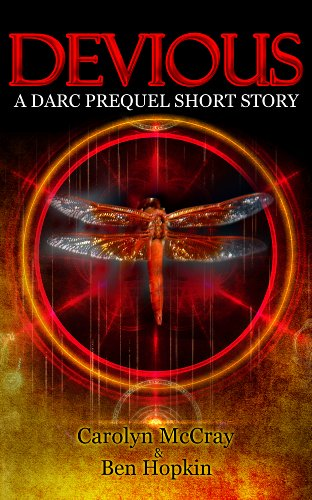 Devious: A 9th CIrcle prequel short story (Darc Murder Mysteries)