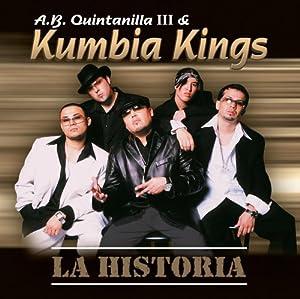 Quintanilla III/Kumbia King - La Historia - Amazon.com Music