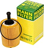 51Q Y fsEhL. SL160  Mann Filter HU 719/7 X Metal Free Oil Filter