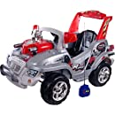 Lil' Rider Agent Rock Recon Vehicle Battery Operated
