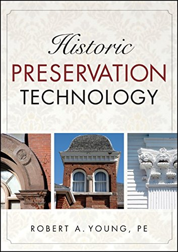 Historic Preservation Technology: A Primer