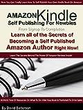 Amazon Kindle Self Publishing For Newbies
