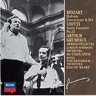 Arthur Grumiaux - Mozart: Sinfonia Concertante [Japan LTD CD] UCCD-9815