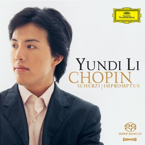 Yundi Li (李云迪) – Chopin: Scherzi/Impromptus (2005) SACD DFF