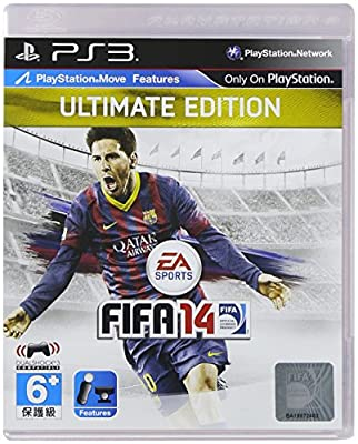 FIFA 14 (PS3) Ultimate Edition